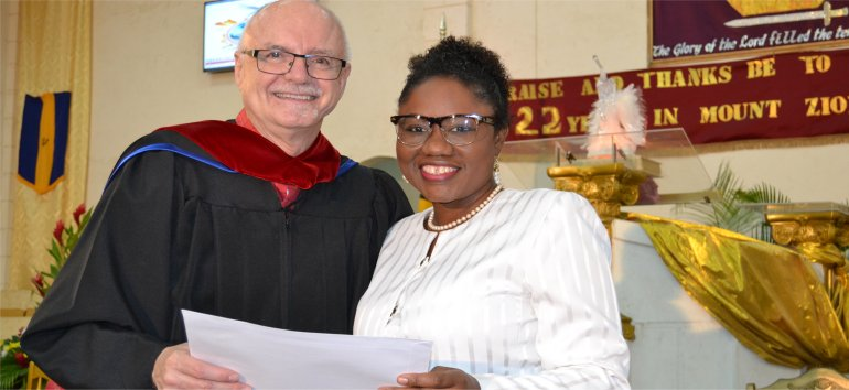 Mount Zion's Missions Inc Barbados Foursquare Church Mount