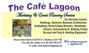 The Cafe Lagoon