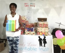 Love Gifts for the children of Dominica