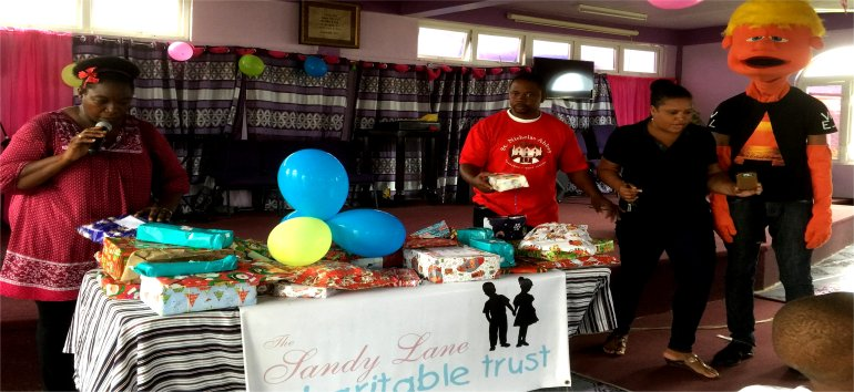 Sandy Lane Charitable Trust supporting United Caribbean Trust and The Living Room in Caribbean Hurricane Relief